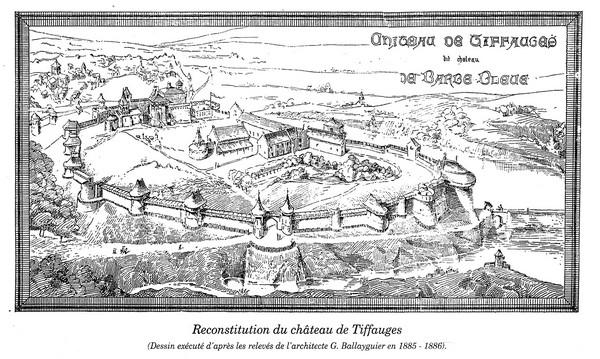 Château-Tiffauges-reconstitution - histoire sympa